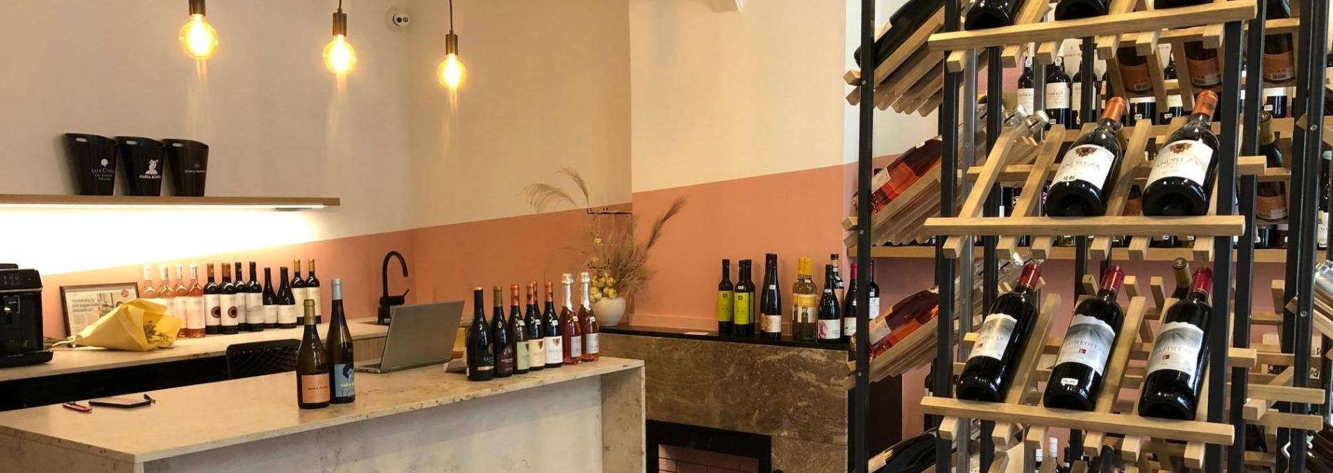 Ambiente Wines - Van woonruimte naar commerciële ruimte
