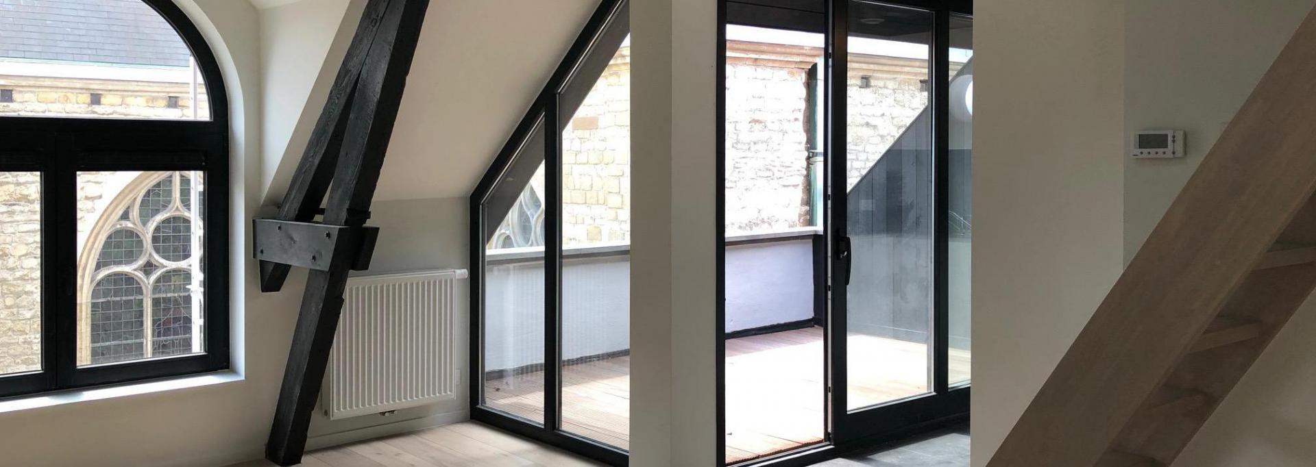 Sint-Jacobsmarkt - Living appartement 6
