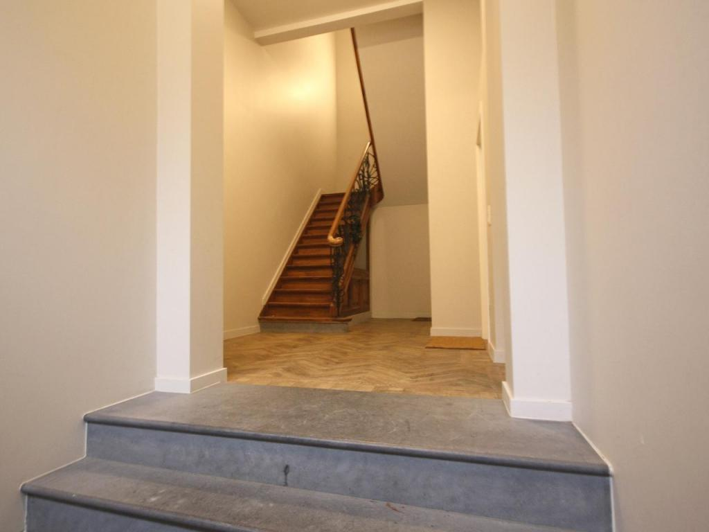 - Completely restored stairs