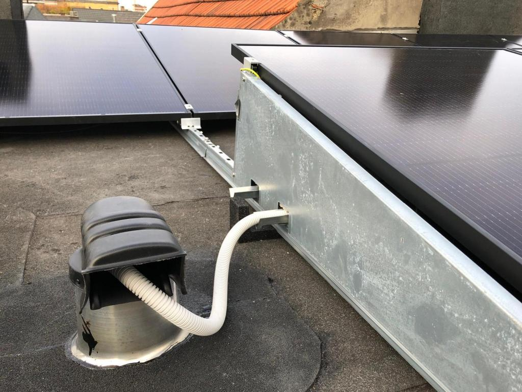- New roof gland