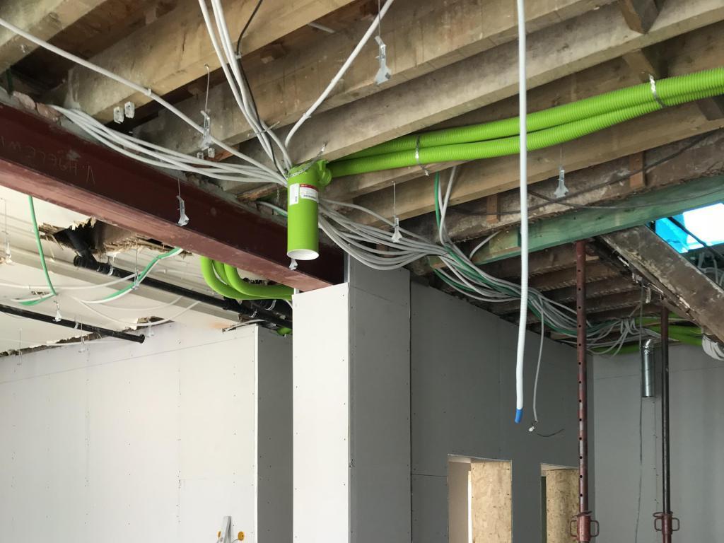 - Appartment 5 tijdens de verbouwing (2)