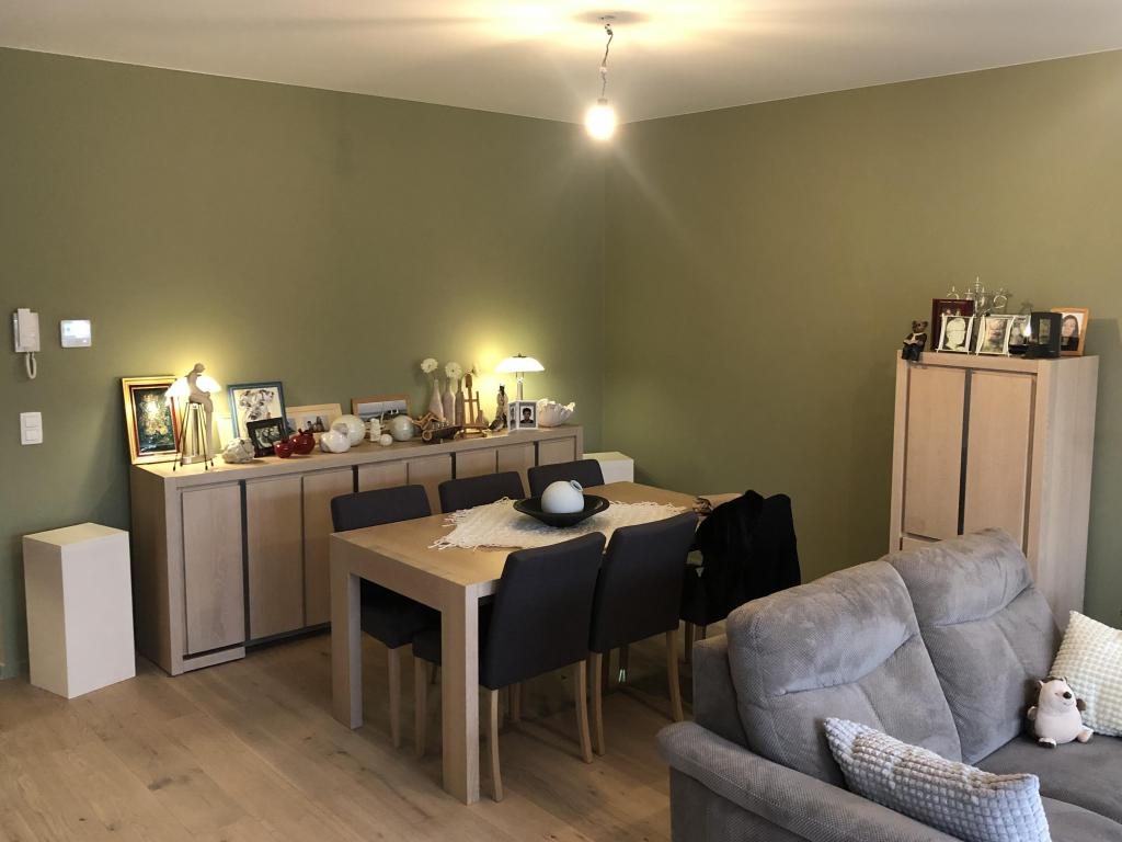 - Furnished living room